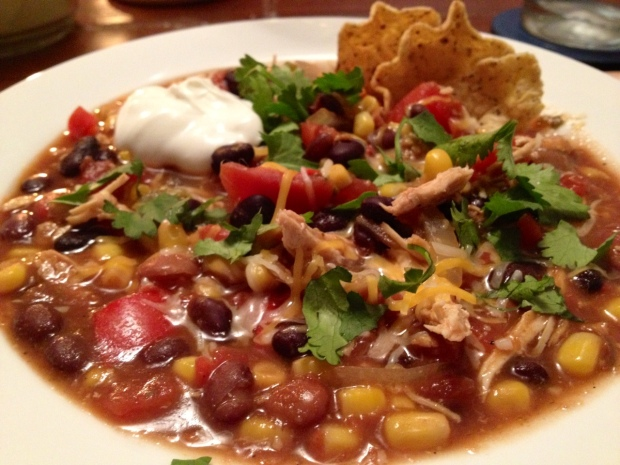Chicken Taco Soup_2
