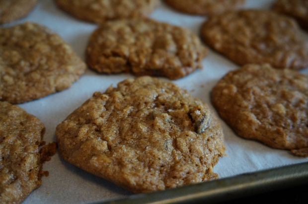 Brown Butter Ginger Molasses Cookies