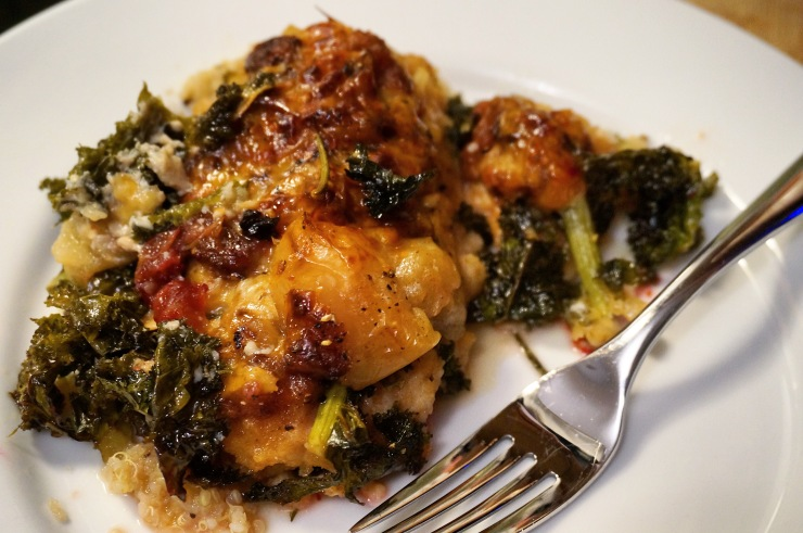 Apple Chutney Chicken