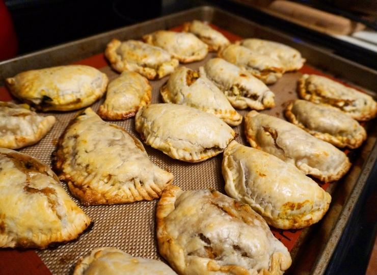 Cook at 400 deg for 20 minutes or until golden brown.