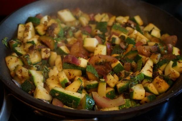 Cook until tender.